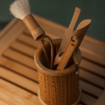 Набор инструментов для чайной церемонии
