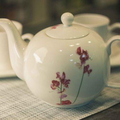 Чайник Азалиевый цвет