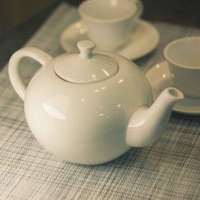 Чайник Белая жемчужина