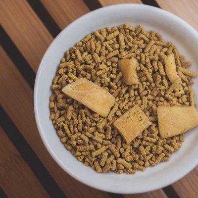 Манговый Ку Цяо - Гречишный с манго